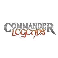 UPDBMGCCL1-DECK BOX 100+ & 100 SLEVS MTG COMMANDER LEGENDS V1