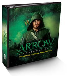 CRMARR2A-ARROW SEASON 2 ALBUM