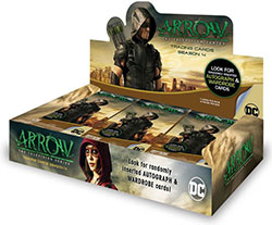 CRMARR4-ARROW SEASON 4 TC