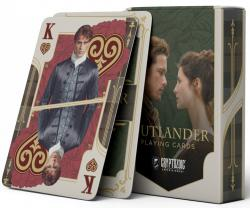 CROUTPC-OUTLANDER PLAYING CARDS