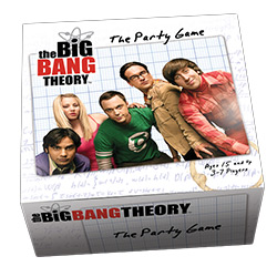 CRY01200-THE BIG BANG THEORY PARTY GAME