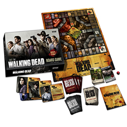 CRY01212-THE WALKING DEAD TV BOARD GAME