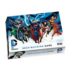 CRY01532-DC DECK-BUILDING GAME