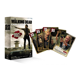 CRY01542-THE WALKING DEAD CARD GAME