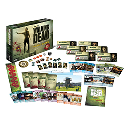 CRY01550-THE WALKING DEAD BOARD GAME: THE BEST DEFENSE
