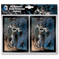 CRY01590-DC COMIC BATMAN SLEEVE 80CT PK
