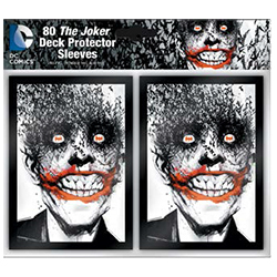 DC COMIC JOKER SLEEVE 80ct PK