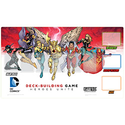CRY01711-DC DBG HEROES UNITE PLAYMAT