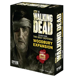 CRY01756-THE WALKING DEAD BOARD GAME: THE BEST DEFENSE: WOO