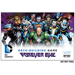 CRY01796-DC COMICS DBG FOREVER EVIL