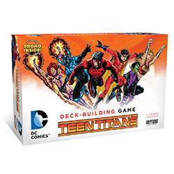 CRY01861-DC DECK-BUILDING GAME 4: TEEN TITANS