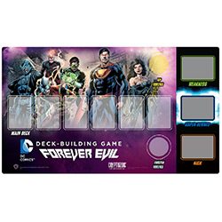 CRY01919-DC DBG FOREVER EVIL PLAYMAT