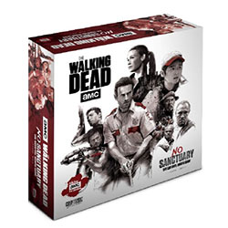 TWD NO SANCTUARY MINIS GAME