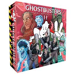 CRY02103-GHOSTBUSTERS BOARD GAME #2