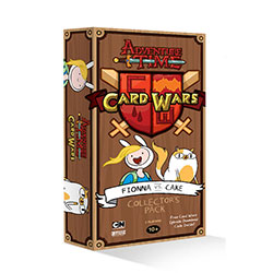 AT CARD WARS CP#6 FIONNA& CAKE