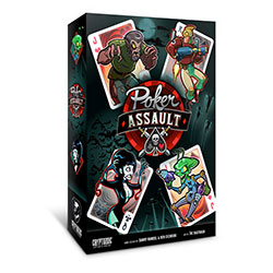 CRY02182-POKER ASSAULT GAME