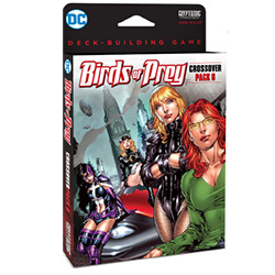 CRY02194-DC DECK-BUILDING GAME: CROSSOVER EXPANSION PACK #6