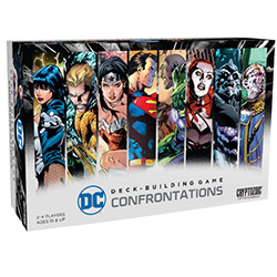 CRY02196-DC COMICS DBG CONFRONTATIONS