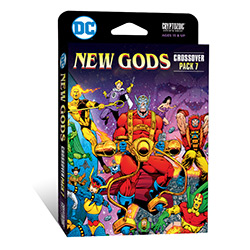CRY02644-DC DECK-BUILDING GAME CROSSOVER PACK 7: NEW GODS
