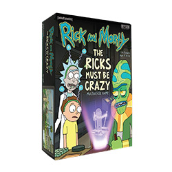 CRY02661-RICK AND MORTY MULTIVERSE GAME