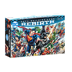 CRY02706-DC COMICS DBG: REBIRTH GAME