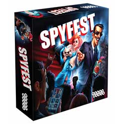 CRY02867-SPYFEST GAME