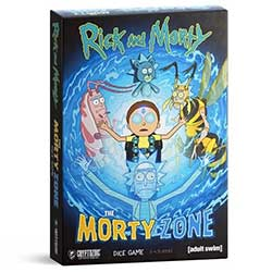 CRY28296-RICK & MORTY THE MORTY ZONE GAME