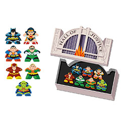 CZE02297-MIGHTY MEEPLES DC JUSTICE TIN