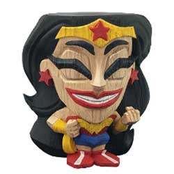 CZE02580-DC TEEKEEZ WONDER WOMAN