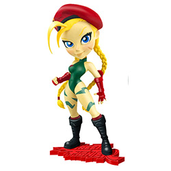 CZE24922-STREET FIGHTER KNOCKOUT CAMMY