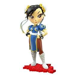 CZE24939-STREET FIGHTER KNOCKOUT CHUNLI