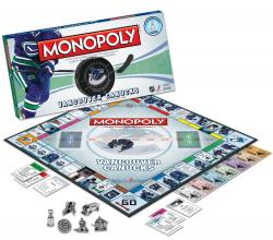 MONNHLVC-MONOPOLY VANCOUVER CANUCKS (6)