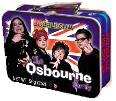 MINI LUNCH BOX OSBOURNES(3/24)