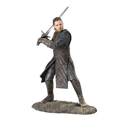 DHC3001348-GOT FIGURE JON SNOW #2 BOTB