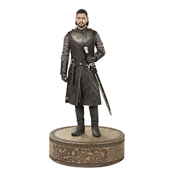 DHC3004386-GAME OF THRONES JON SNOW PREMIUM FIG 10