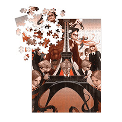 DHC3004531-UMBRELLA ACADEMY PUZZLE 1000PC