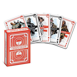 DHC3004533-UMBRELLA ACADEMY PLAYING CARDS