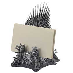 DHC3004718-GOT IRON THRONE CARD HOLDER