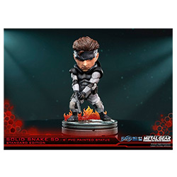 DHC3005755-METAL GEAR SOLID SD PVR STATUE