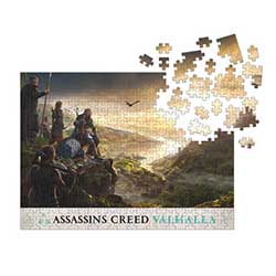 DHC3007692-ASSASSIN'S CREED PUZZLE 1000PC RAID PLANNING