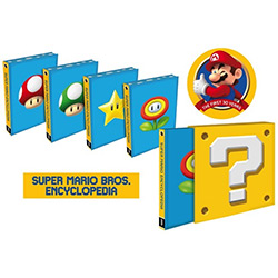 DHC31057-SUPER MARIO ENCYCLOPEDIA LTD
