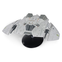 EGMBGSUK011-BATTLESTAR GALACTICA CYLON RAIDER (BLOOD & CHROME)
