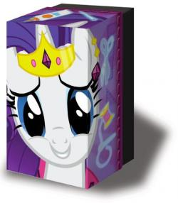 EPMLPCBRA2-MY LITTLE PONY TIN RARITY #2