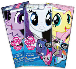EPMLPDTFP-MY LITTLE PONY DOG TAGS FUN PK