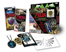 EPZEL17CFB2-17 ZELDA LEGEND OF FUN BOX #2