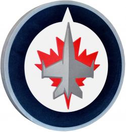 FHHFFLWJ-NHL FOAM 3D LOGO SIGN JETS