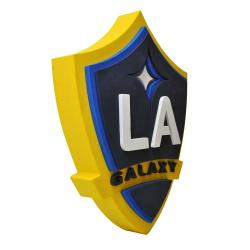 FHSFFLLAG-MLS FOAM 3D LOGO SIGN GALAXY