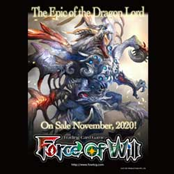 FOWBPEDL-FORCE OF WILL EPIC OF THE DRAGON LORD BOOSTER