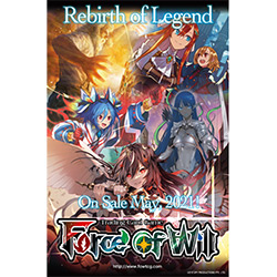 FOWBPROL-FORCE OF WILL REBIRTH OF LEGEND EXTRA BOOSTER PACK