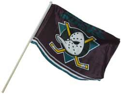 12X18 FLAGS - MIGHTY DUCKS